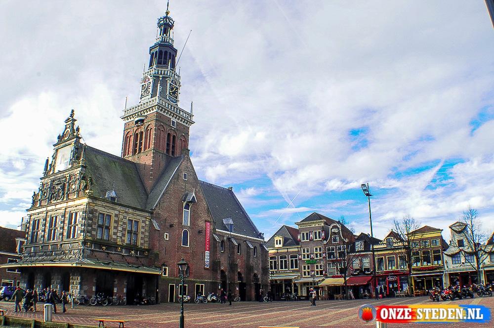 Waag in Alkmaar