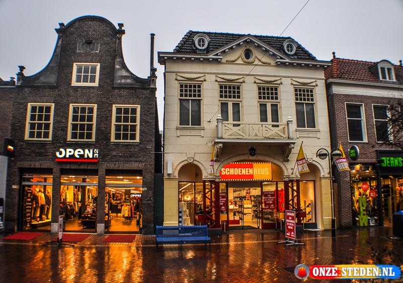 Centrum van Almelo, de Grotestraat