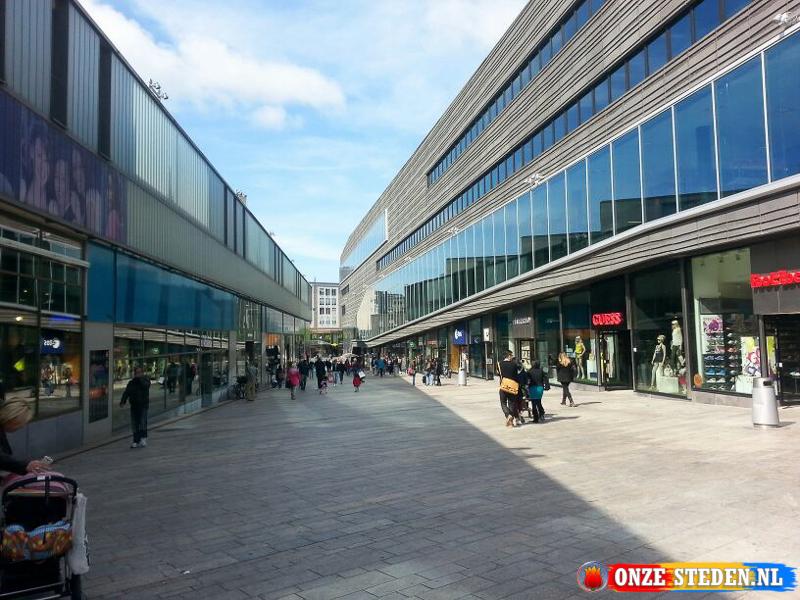 Citymall Almere straat: De Diagonaal