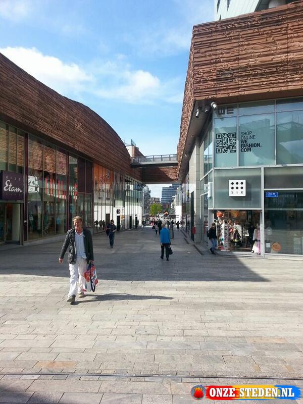 Citymall Almere straat:<br />Citadel
