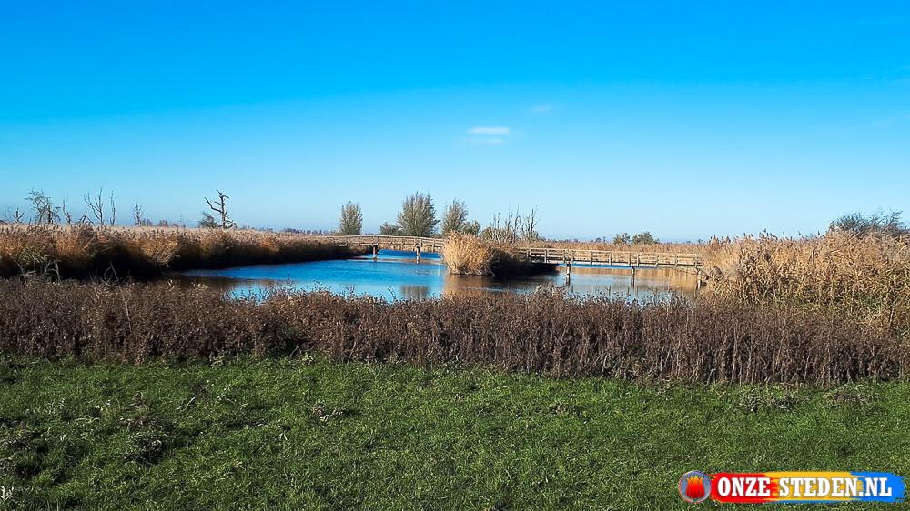 het Weerwater in Almere