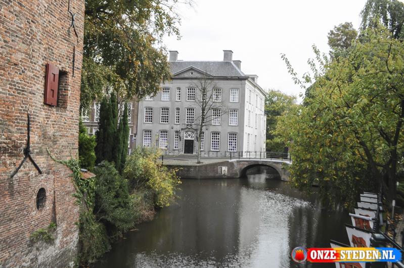 Het huis van Cohen in Amersfoort