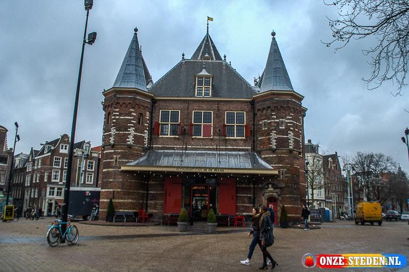 De Amsterdamse waag