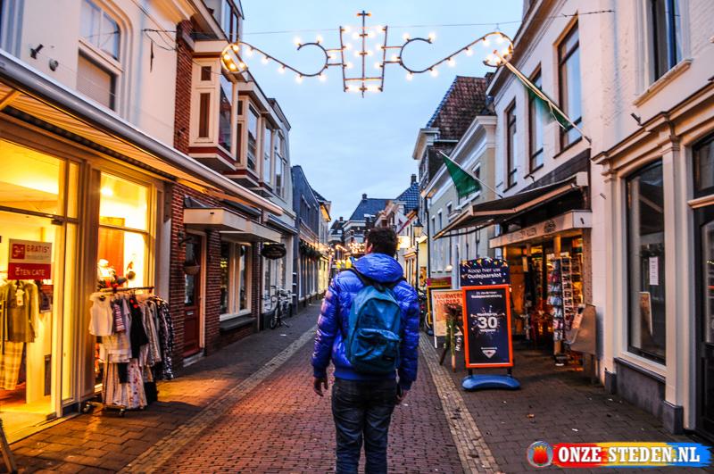 Dijkstraat  In Appingedam