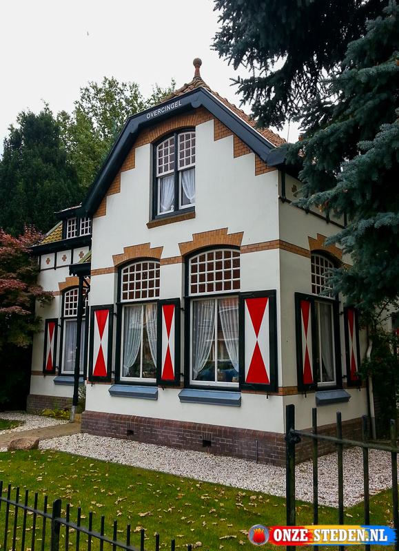 Oud huis in Assen