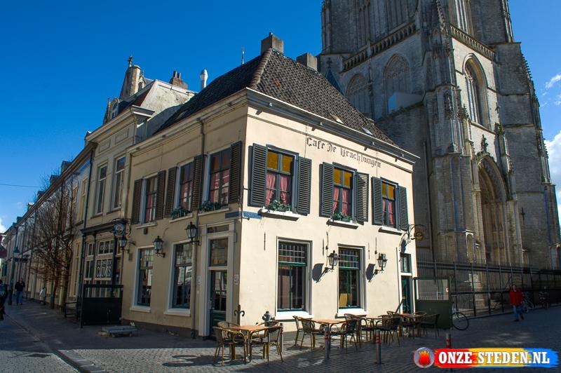Café de Vrachtwagen, Breda