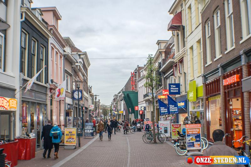 Ginnikenstraat in Breda