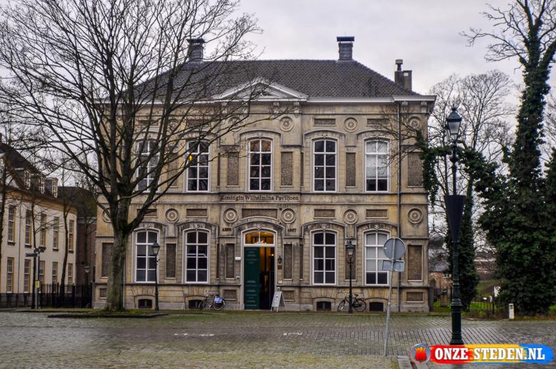 Het Oude Stadhuis van Breda