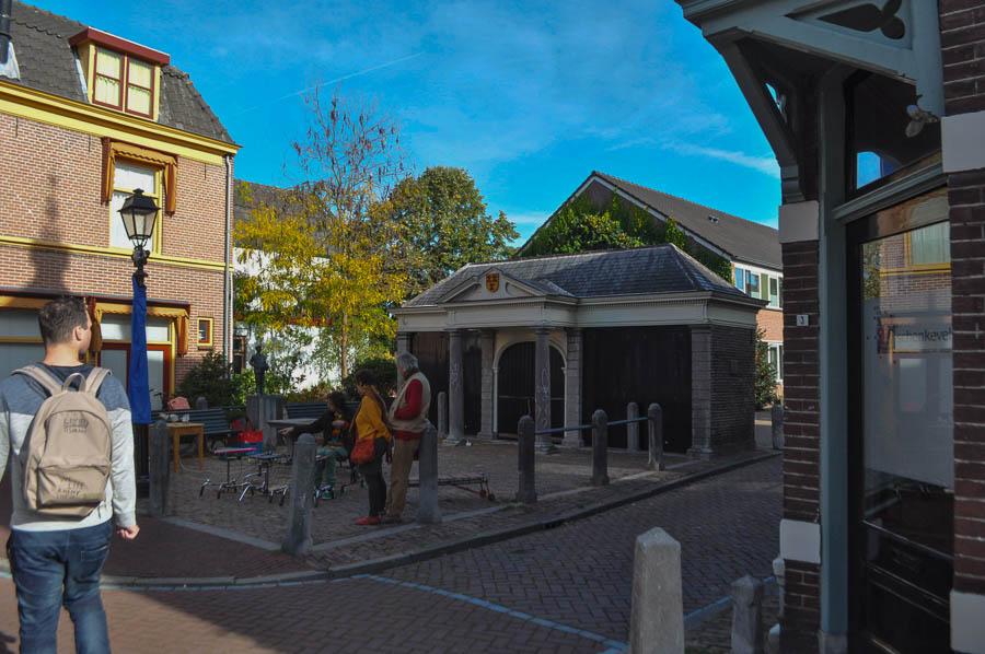 Het Oude raadhuis van Culemborg