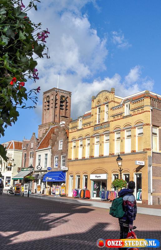De markt in Culemborg