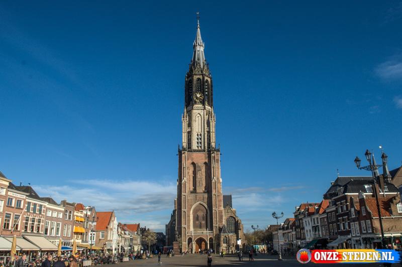 De Nieuwekerk in Delft