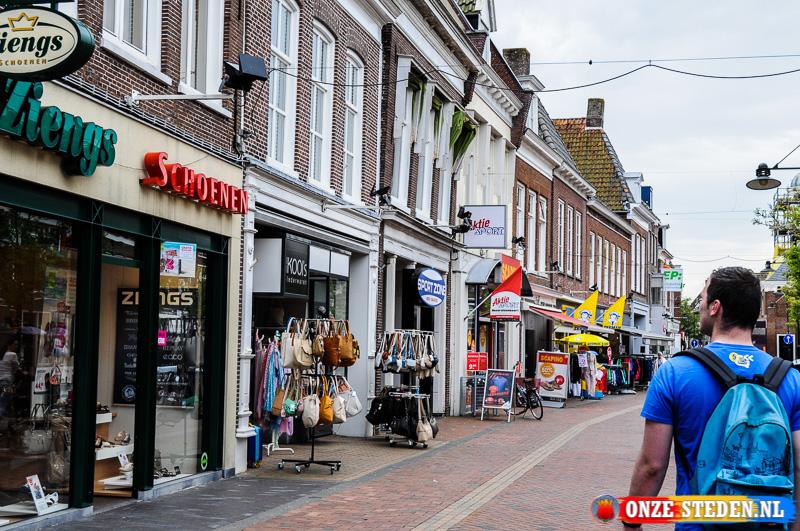 Grote Breedstraat,, Dokkum