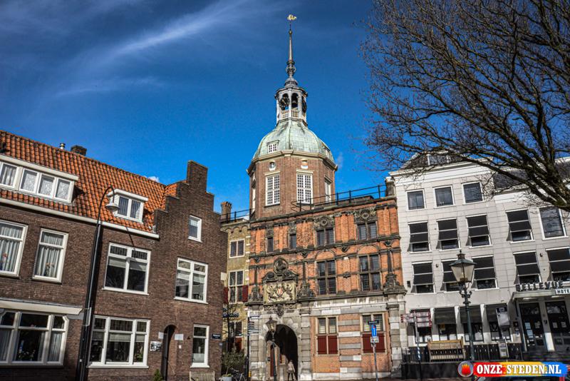 De Merwekade in Dordrecht