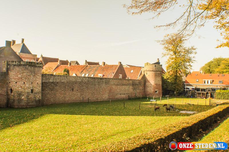 Stadsmuur van Elburg