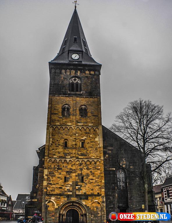 De Grote kerk van Enschede