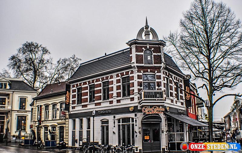 De Oude markt van Enschede
