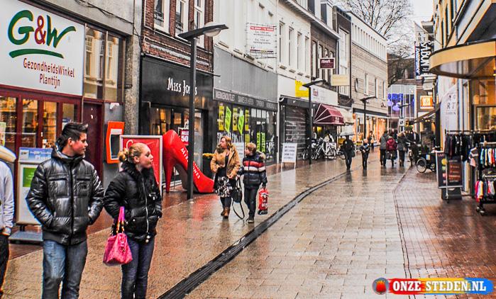 De Haverstraatpassage in Enschede