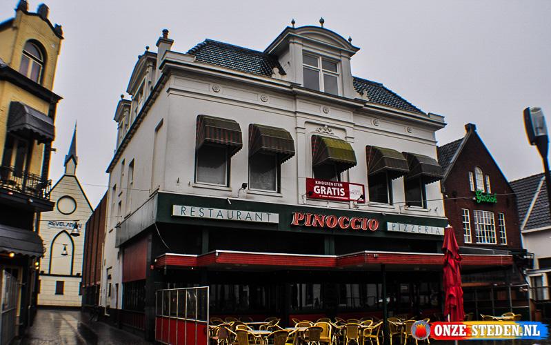 Voormalig Restaurant in Enschede