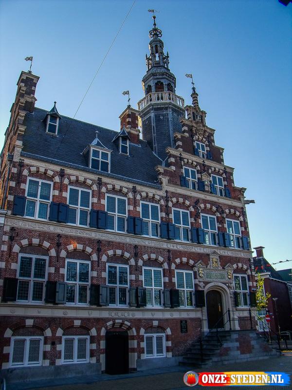 Het Oude Raadhuis in Franeker