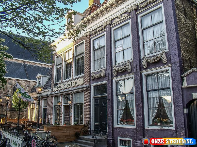 Dijkstraat in Franeker