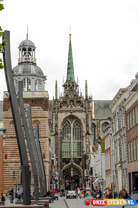 Grote of Maria Magdalenakerk in Goes