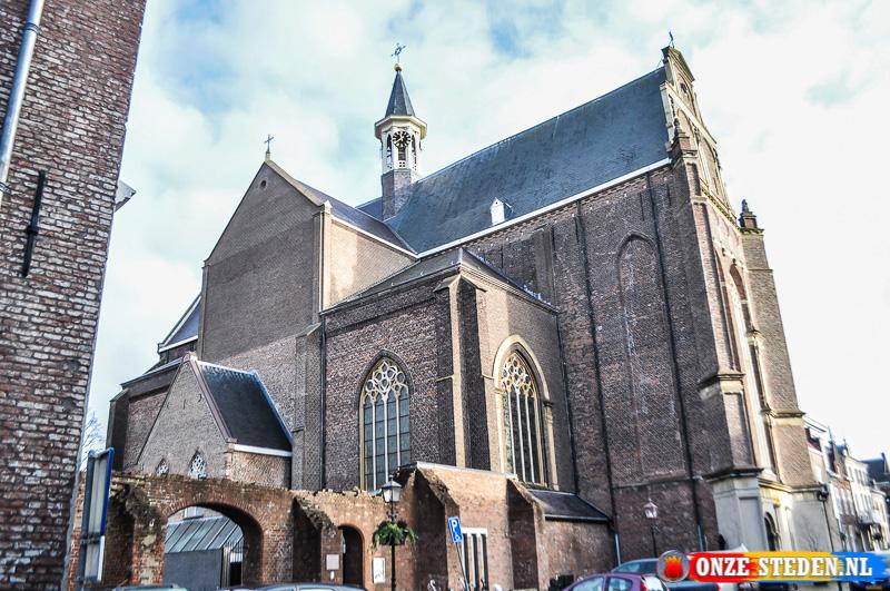 De Sint Elisabeth Kerk in Grave