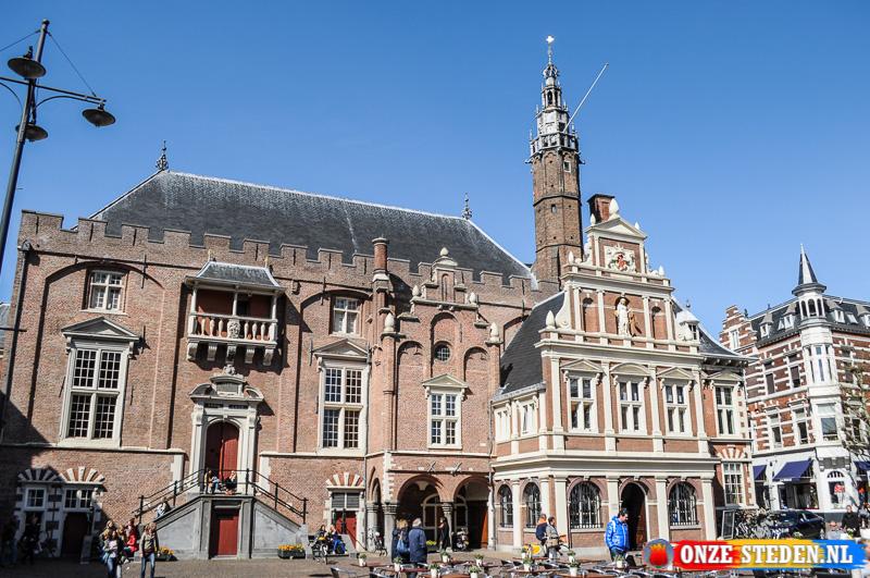 Het Stadhuis van Haarlem