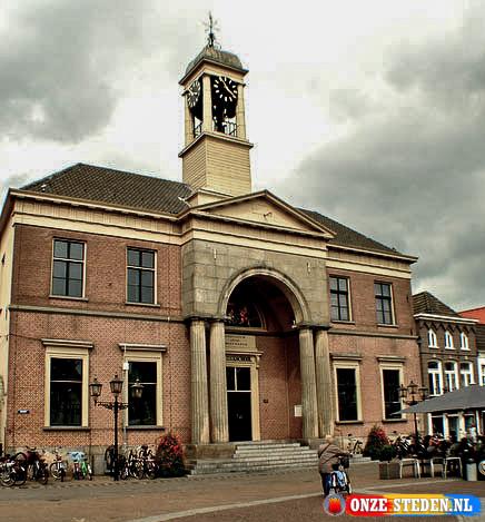 Het Stadhuis van Harderwijk