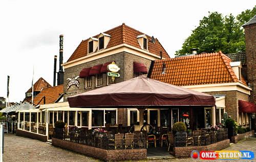 Strandboulevard West in Harderwijk
