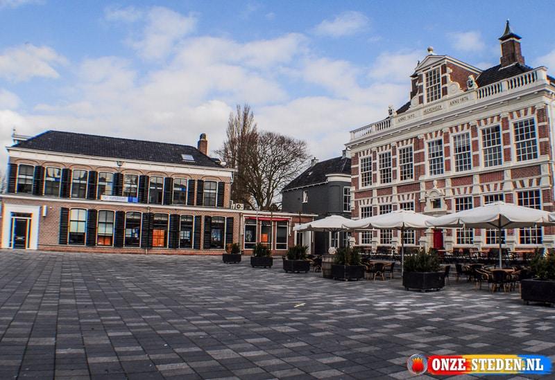 De Grovestins State in Heerenveen