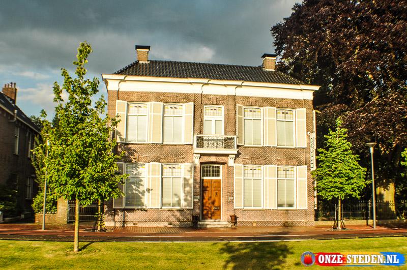 Pand aan de Brinkstraat te Hoogeveen