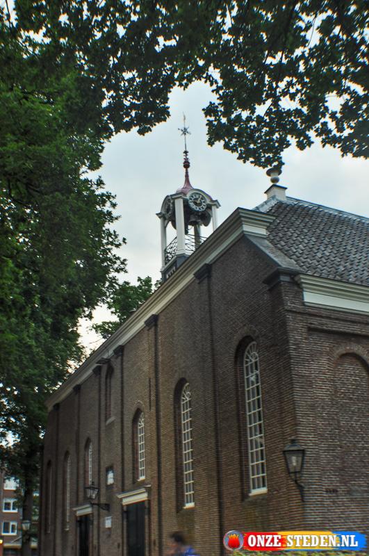 De Hervormde kerk in Hoogeveen