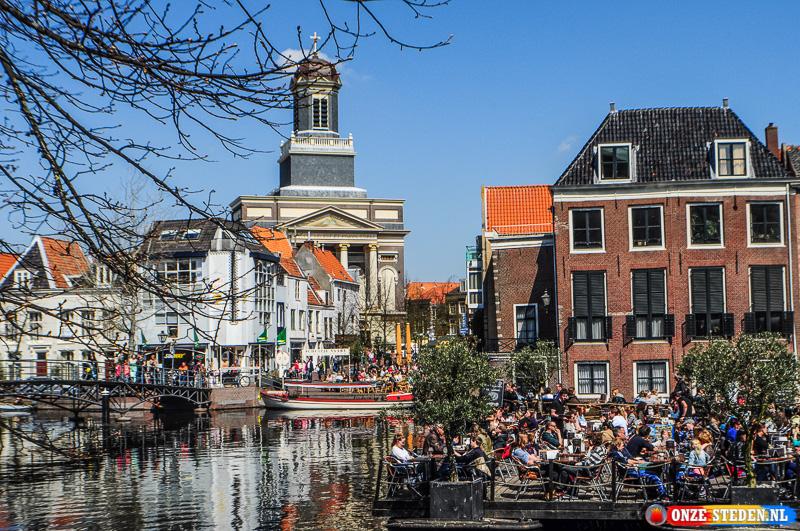 Het Stadhuis van Leiden