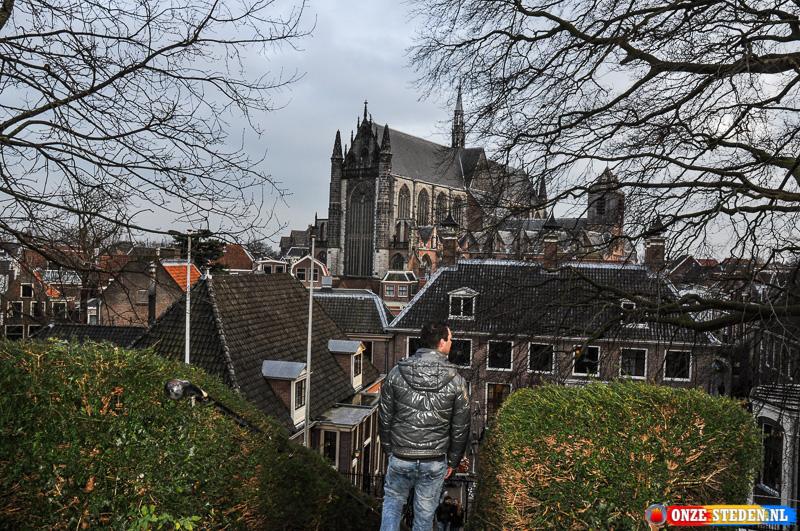 Burcht in Leiden