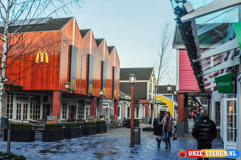 Bataviastad in Lelystad
