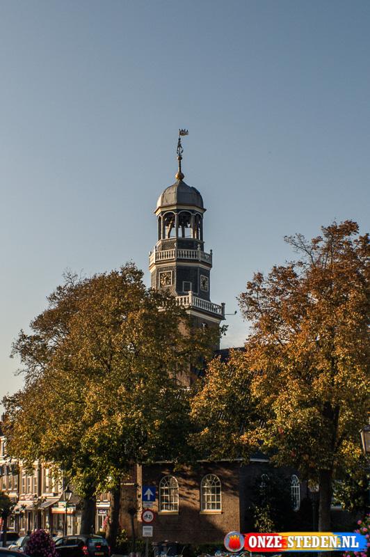 de Hervormde kerk van Lemmer