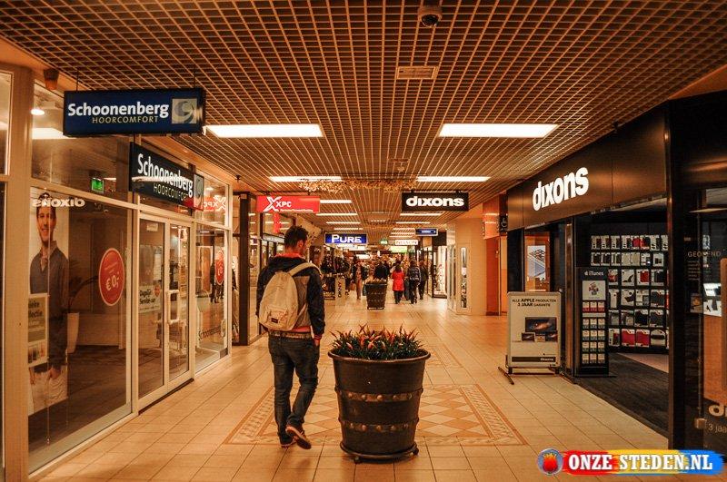 Winkel centrum Maarssenbroek
