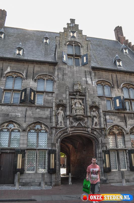 De Gistpoort in Middelburg