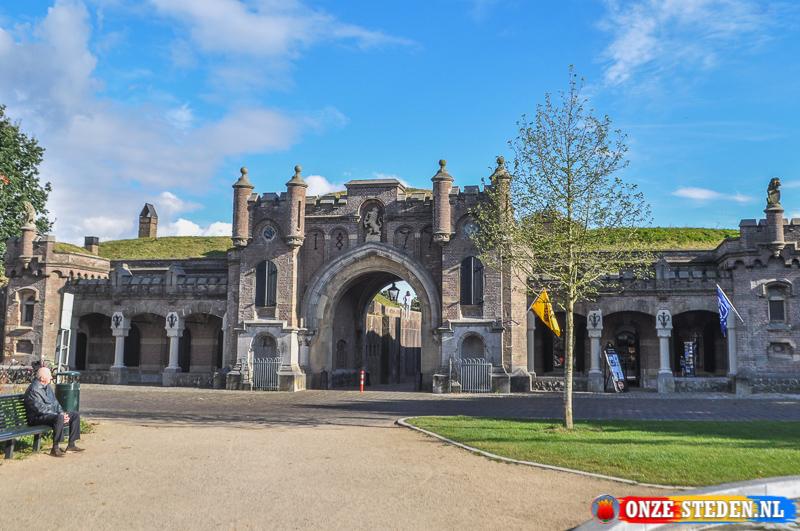 De Utrechtse Poort in Naarden