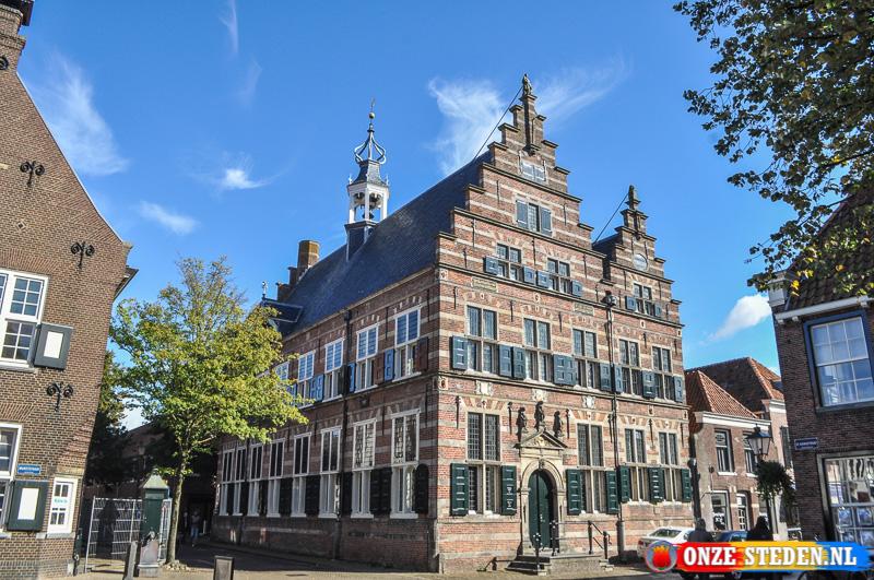 Het oude Stadhuis van Naarden