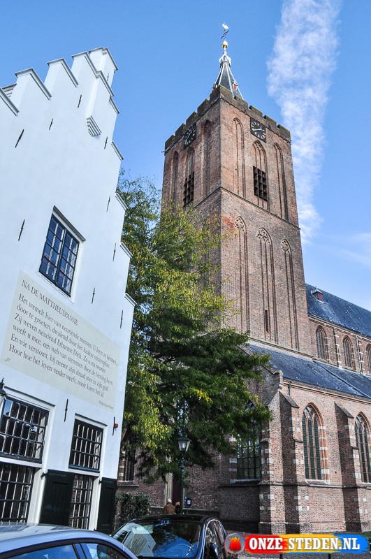 De Grote Kerk in Naarden