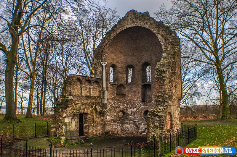 De Sint-Nicolaaskapel op het Valkhof in Nijmegen