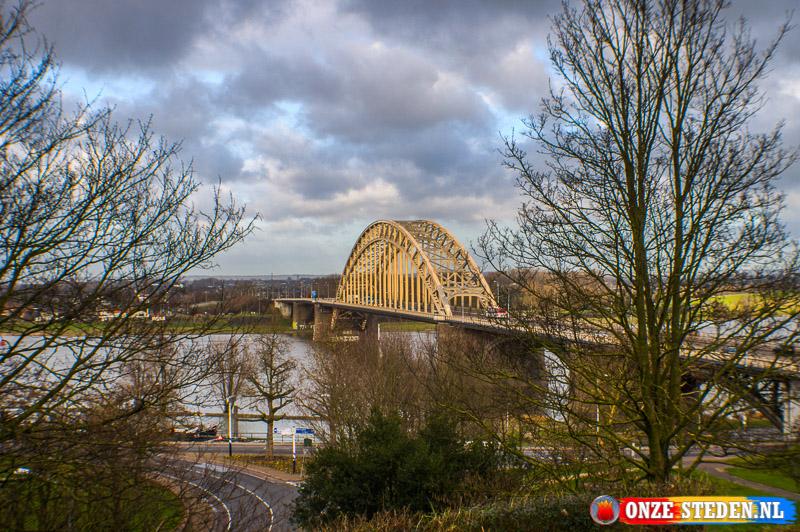 De Stadsmuur van Nijmegen
