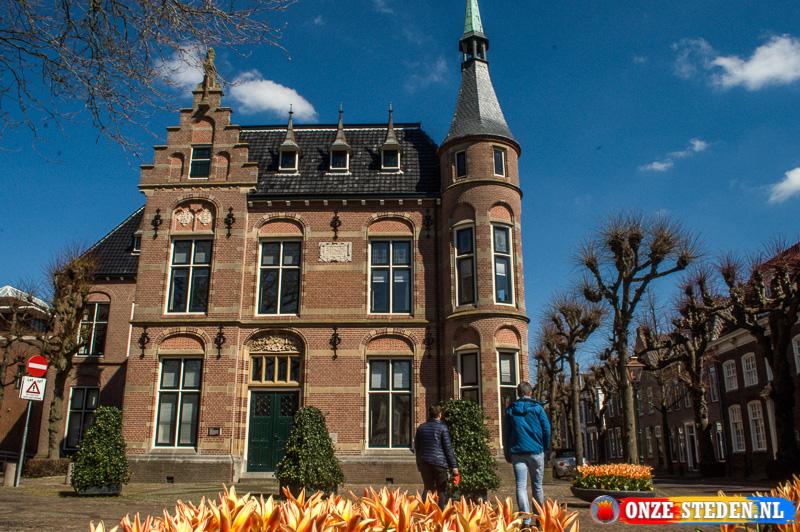 Gemeentehuis van Noordwijk Binnen