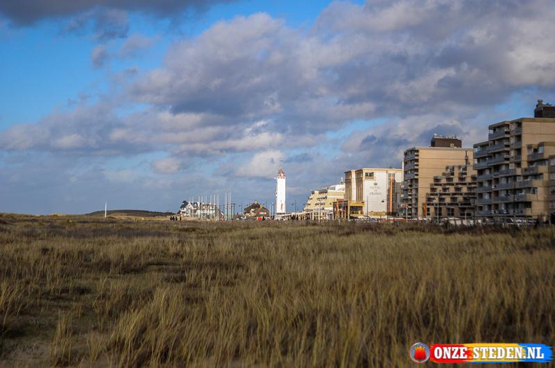 Het mooie duinlandschap van Noordwijk