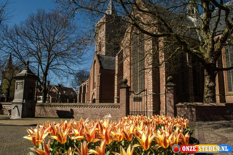 De St.Jeroenskerk in Noordwijk (Noordwijk-Binnen)