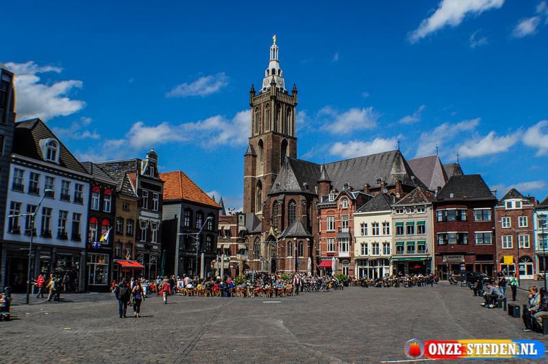 De Markt in Roermond