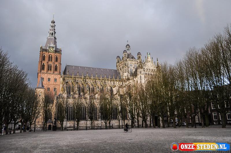 De Sint-Janskathedraal in s-Hertogenbosch