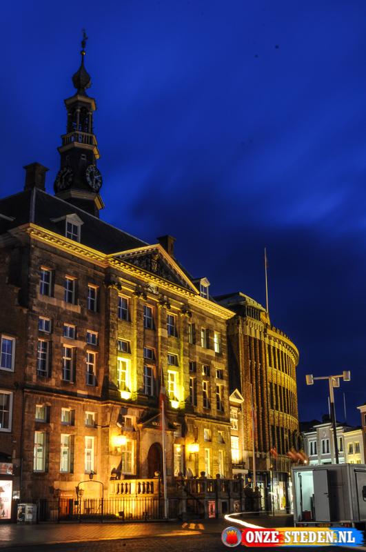 Het Oude Stadhuis in s-Hertogenbosch