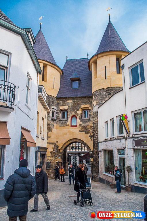 Ruïne kasteel Valkenburg